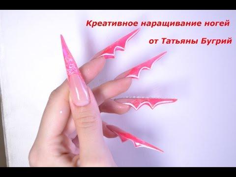 Рисунки клевые на ногтях