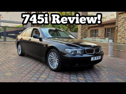 BMW 745i REVIEW: A TRIP DOWN LUXURY LANE