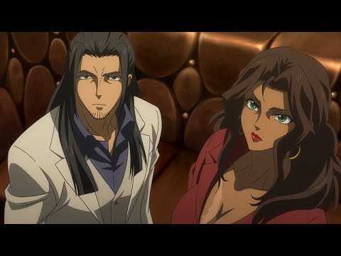 MOBILE SUIT GUNDAM IRON-BLOODED ORPHANS-Episode 39: COUNSEL (ENG dub)