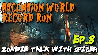 Ascension World Record Run: Reminiscing About Black Ops Ascension Zombies!