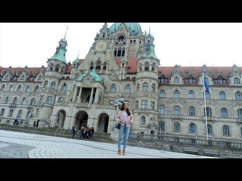 พาไปเดินเล่นชมเมืองเก่าที่ Hannover Germany    l Vlog 26