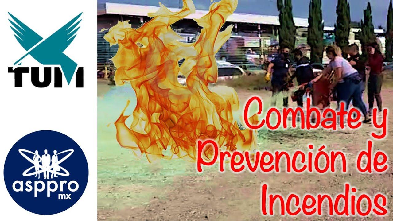 Combate y Prevención de Incendios - TUM