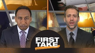 Stephen A. and Max debate who will be star of Georgia-Alabama CFP championship | First Take | ESPN