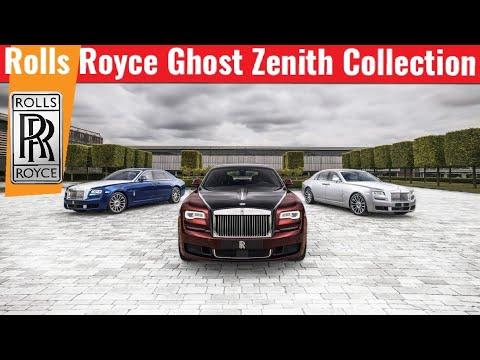 Rolls Royce Ghost Zenith Collection - رولز رويس