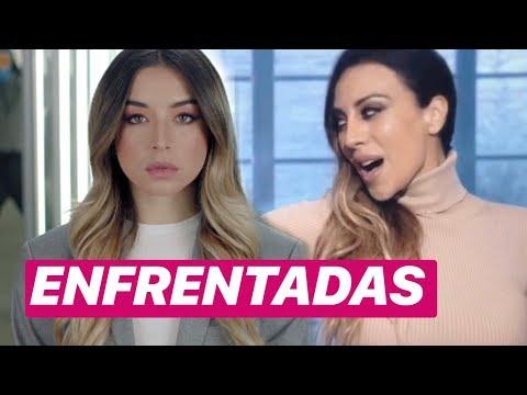 ¡MUY FUERTE! Lola Índigo Y Mónica Naranjo, Enfrentadas