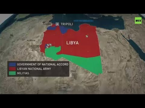 Turkey boosts military support to UN-recognized government in Libya