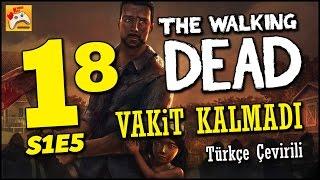 THE WALKING DEAD S1E5 #18 Ağlatan Final - İntikam - Türkçe Çevirili