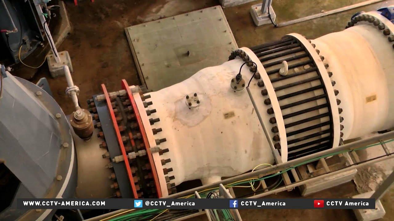 Israel is global leader in desalination technologies