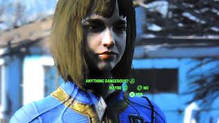 5. Fallout 4 Storyline 👒Belle Returns To Sanctuary Hills