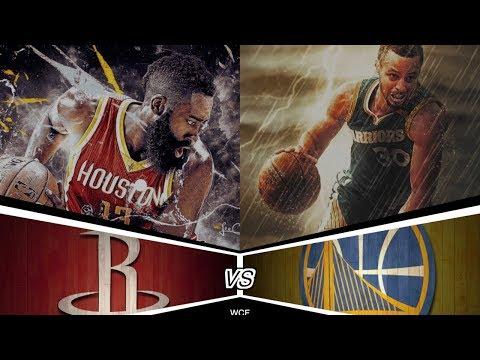 NBA Playoffs 2018: Warriors vs Rockets Series Preview