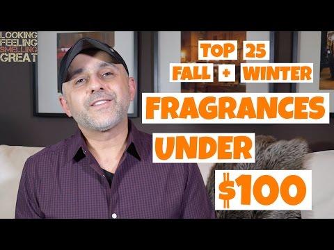 Top 25 FALL + WINTER FRAGRANCES Under $100 💥💥💥