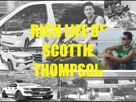 f1747b92315618 04 46 RICH LIFE OF SCOTTIE THOMPSON at his young age video download