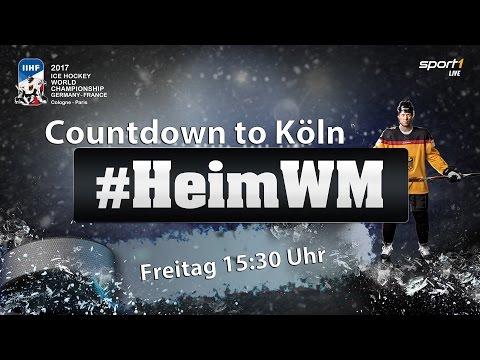 Die Eishockey-WM-Doku - Die IIHF WM - Countdown to Köln  | SPORT1 Eishockey