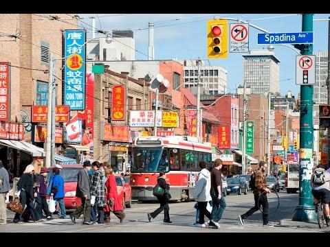 Toronto 360 - Chinatown