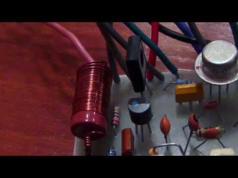 видео: Транзисторный Усилитель  своими руками.