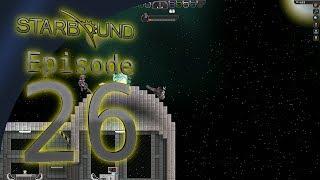 Let's Play Starbound Episode 26: Not so Impervium (Starbound Gameplay)