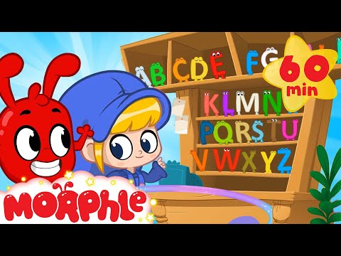Learn ABCs With Morphle And Mila | Learning Videos | Cartoons For Kids | Morphle TV