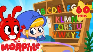 Learn ABCs with Morṗhle and Mila | Learning Videos | Cartoons for Kids | Morphle TV