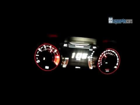 Dodge Challenger Hellcat – 0-300 km/h Acceleration