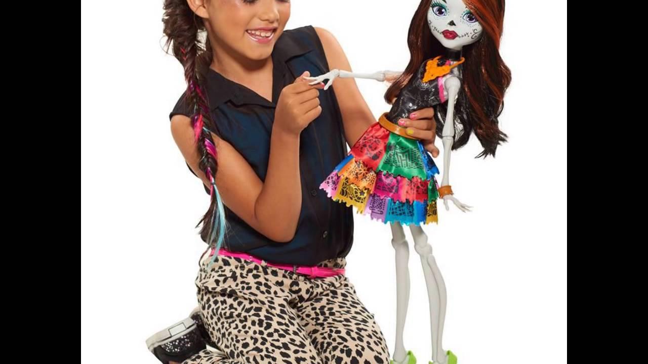 skelita calaveras voltageous ghoul friend 28 doll - Skelita Calaveras Halloween Costume