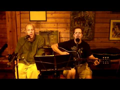 """No Blue Sky"" (Thorns Cover) Rob Ross & Jamie Koeth LIVE @ The Barking Spider Tavern"