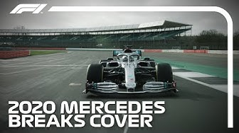 Mercedes Launch 2020 F1 Car at Silverstone