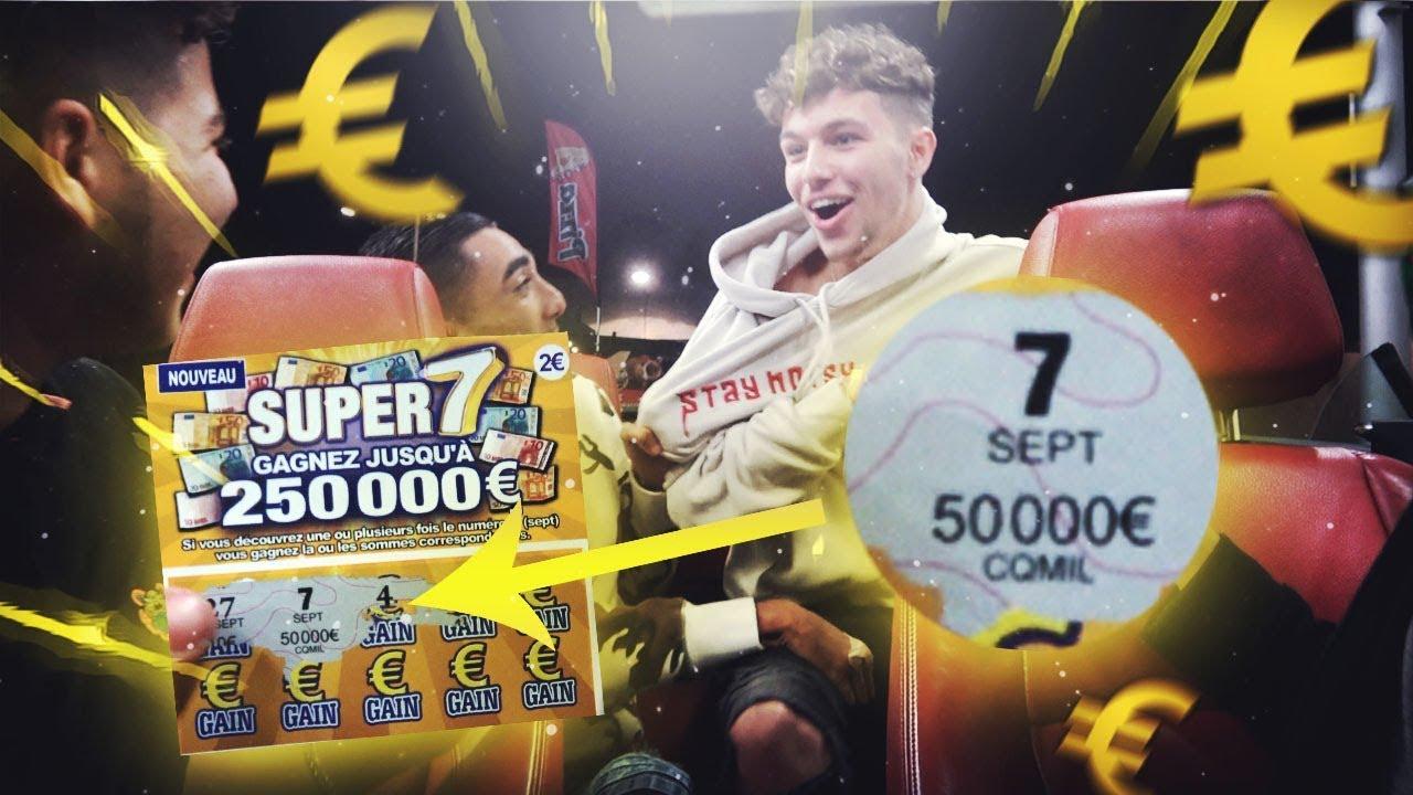 JE LUI FAIS CROIRE QU'IL A GAGNER 50.000 EUROS