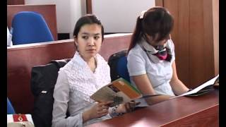UN Friday at the WIUT Academic Lyceum, Tashkent
