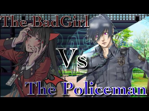 •{The BadGirl Vs The Policeman}•Glmm Special 7K By Lily Draw Part [1]