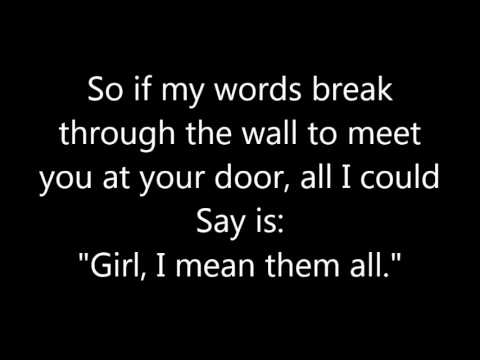 Olly Murs ~ Dear Darlin' (Lyrics)