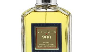 Aramis 900 (Fragrance Review): A Scent for the Working Man