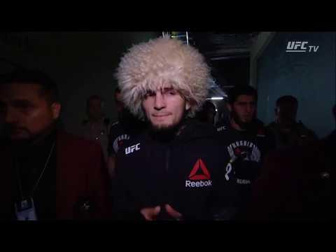 Khabib Nurmagomedov  UFC 229 Full Walkout
