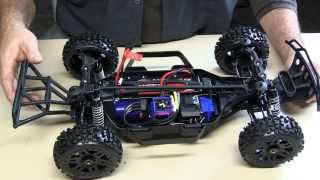 Traxxas Slash 4x4 LCG conversion and upgrades  Project