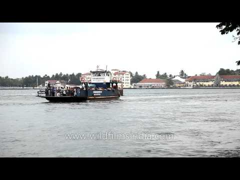 State water transport service at Kochi