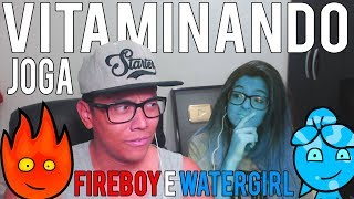 O Fireboy E A Watergirl In The Forest Temple  Vitaminando Joga