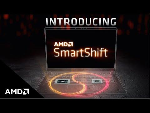 Introducing AMD SmartShift