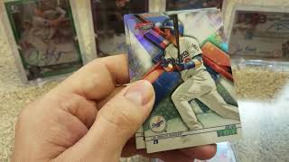 2018 Bowman's Best Baseball Recap! 4 First Round Autos!!! GOLD!