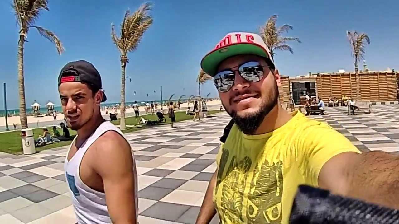 Jumeirah Kite Beach Dubai Youtube