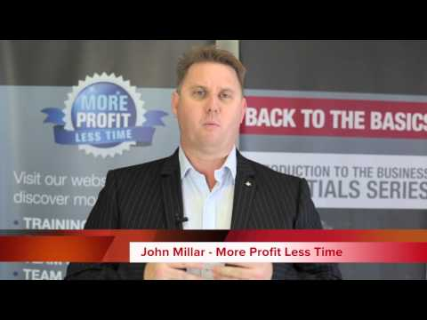Business Coach Melbourne: Business Advisor information from More Profit Less Time