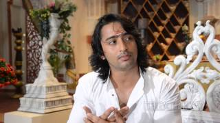 Shaheer Sheikh talks about playing Arjun in Star Plus