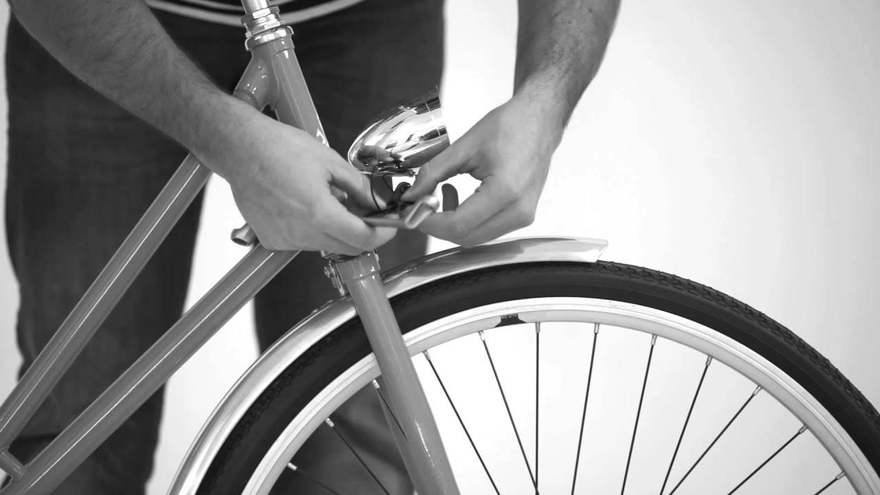 Cómo poner una luz dinamo a tu bicicleta retro - biciclasica.com ...