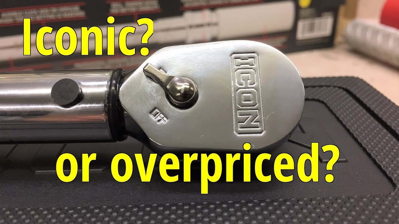 Harbor Freight Icon torque wrench review and accuracy test