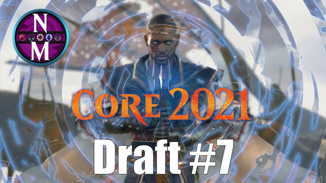 Core Set 2021 Draft #7 | MTG Arena Premiere Draft
