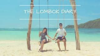 THE LOMBOK DIARY -  SONY ACTION CAM FDR-X3000