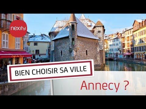 Pourquoi Vivre Ou Acheter à Annecy ?   Bien Choisir Sa Ville