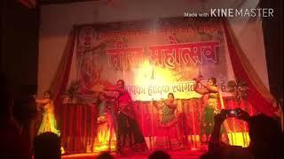 Hariyali Teej 2017 | Group Dance | Choreography By Raj Chauhan | Shining Star Entertainments
