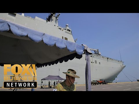 US, Russia warships nearly collide in the Pacific