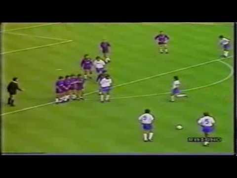 Serie A 1988-1989, day 25 Fiorentina - Napoli 1-3 (Careca, D.Pellegrini, 2 Carnevale)