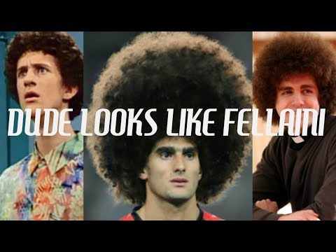 Dude Looks Like Fellaini | Marouane Fellaini song [Jim Daly]