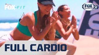 FOX FIT con Lucila VIT: ¡Entrenamiento full cardio!